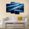 City Scape of the hangzhong china. multi panel canvas wall art