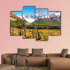 Beautiful landscape with Mt Fitz Roy in Los Glaciers National Park wall art