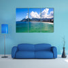 A beautiful Ipanema Leblon beach in de Janeiro brazil Multi Panel Canvas Wall Art