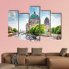 Berlin Cathedral, Germany multi panel canvas wall art