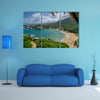 Cabo San Juan In Tayrona national park Colombia Multi Panel Canvas Wall Art