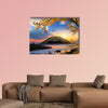Beautiful landscape for adv or others purpose use multi panel canvas wall art