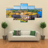 Suomenlinna Sveaborg sea fortress in Helsinki, Finland multi panel canvas wall art