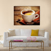 Coffee Espresso Cup Of Coffee Multi Panel Canvas Wall Art