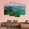 Ang Thong National Marine Park, Thailand multi panel canvas wall art
