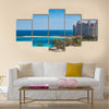 Paradise Island in Nassau, Bahamas Multi panel canvas wall art