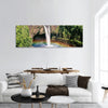 Rainbow Falls Panoramic Canvas Wall Art