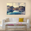 Norway landscapes multi panel canvas wall art