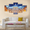 The Papal Basilica of Saint Peter in the Vatican Multi panel canvas wall art