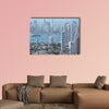 View of skyscrapers in the Cartagena, Colombia multi panel canvas wall art