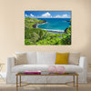 Hawaii paradise on Maui island Multi Panel Canvas Wall Art