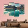 Svartisen Glacier in Norway multi panel canvas wall art