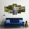 Colombia, church of Las Lajas Multi panel canvas wall art