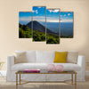 Izalco Volcano from Cerro Verde National Park, El Salvador Multi Panel Canvas Wall art