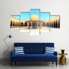View Of An Old And Historic Mosque In Cairo, Multi Panel Canvas Wall Art