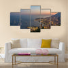 Monaco Monte Carlo Multi panel canvas wall art