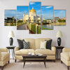 Sultan Omar Ali Saifuddin mosque, Brunei Multi panel canvas wall art