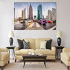 Germany city skyline Multi panel canvas wall art