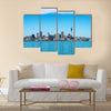Auckland is biggest and most populous city in the country Multi Panel Canvas Wall Art