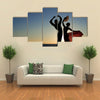 Spanish Dancers Multi Panel Canvas Wall Art
