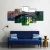 Chesapeake and Ohio Canal National Historical Park in Georgetown Washington Multi panel canvas wall art