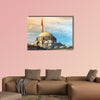 Yeni Cami Mosque the New Mosque in Istanbul, Turkey multi panel canvas wall art