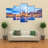 St Peter Basilica in the Vatican of Rome Italy Multi panel canvas wall art