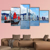 Hong Kong Harbor multi panel canvas wall art