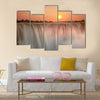 Victoria Falls Multi panel canvas wall art