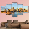 Sydney Opera House and City Multi panel canvas wall art