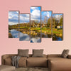 The Leine River in Gottingen, Germany, Lower Saxony wall art