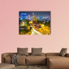 Notre Dame Cathedral in Ho Chi Minh City, Vietnam multi panel canvas wall art