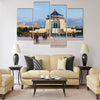 Chiang Kai-shek Memorial Hall  Multi panel canvas wall art