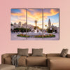 San Diego's Balboa Park at twilight in San Diego California wall art