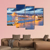 Budapest Hungary multi panel canvas wall art