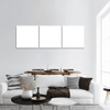 3 PANELS PRINT - CUSTOM PANORAMIC CANVAS SET