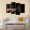 Espresso coffee Multi Panel Canvas Wall Art