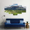Vineyards landscape near Wellington, South Africa Multi panel canvas wall art