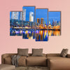 The famous neighborhood of Puerto Madero in Buenos Aires wall art