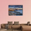 View of Queenstown, Wakatipu Lake and Remarkables Mountains wall art.