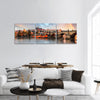 Prague Panoramic Canvas Wall Art
