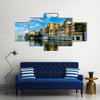 City Palace in Udaipur, India Multi Panel Canvas Wall Art
