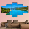 Verdon Canyon the most spectacular in the French Alps. Spring Provence wall art