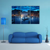 Grand Canal in sunset time, Venice Italy multi panel canvas wall art