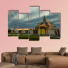 The Mongolia camp multi panel canvas wall art