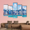 Hong Kong multi panel canvas wall art
