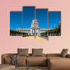 San Francisco's City Hall, California multi panel canvas wall art