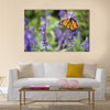 Butterfly - Monarch Multi Panel Canvas Wall Art