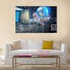 Digital layer effect as business strategy concept Multi panel canvas wall art