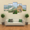 Great Wall in Beijing in China Multi panel canvas wall art